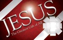 jesus o maior presente de todos